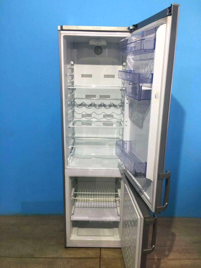 Холодильник бу Beko 200см   арт598