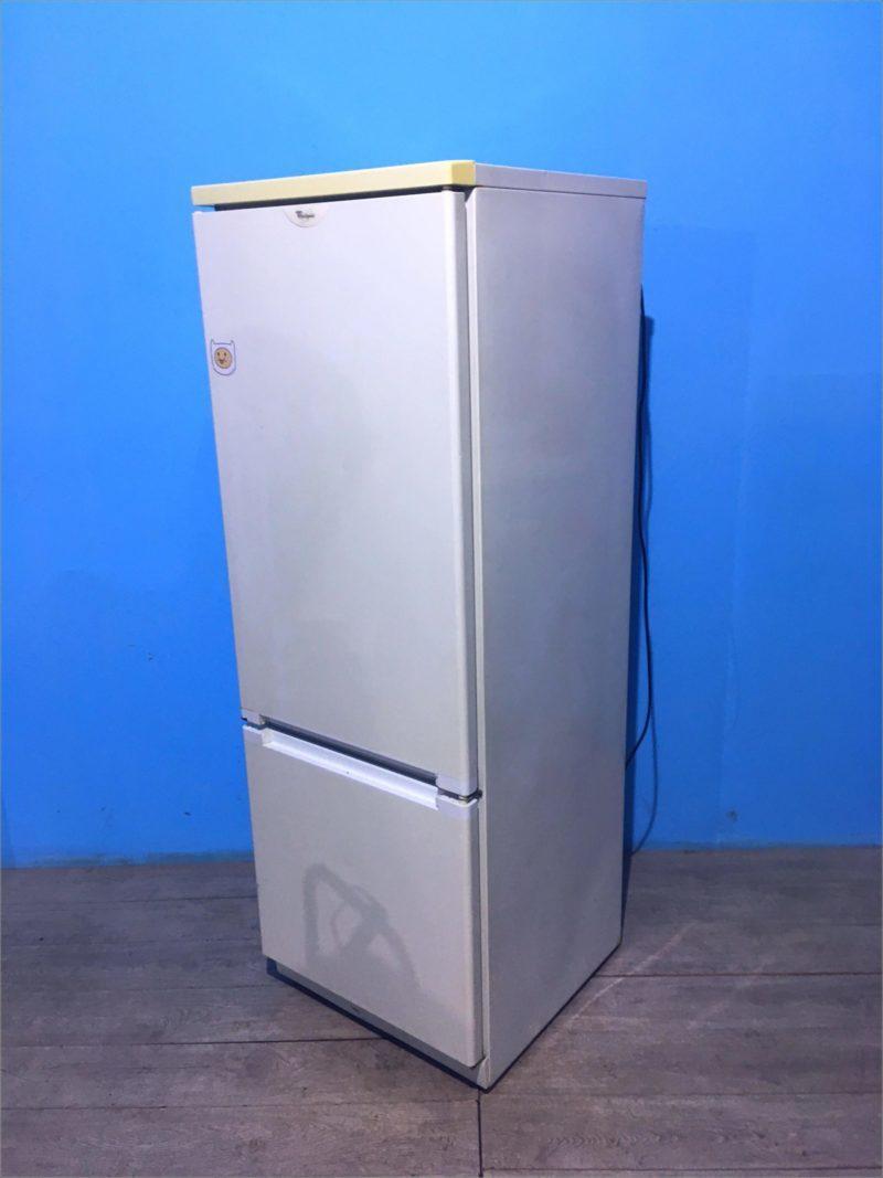 Холодильник бу Whirpool 165см   арт1116