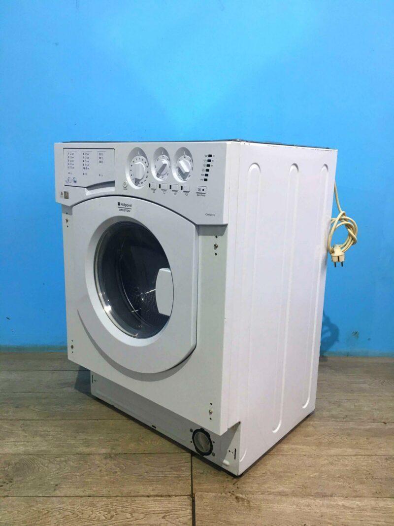 Стиральная машина бу Ariston 6кг сушка 4кг   1200 обмин   арт198