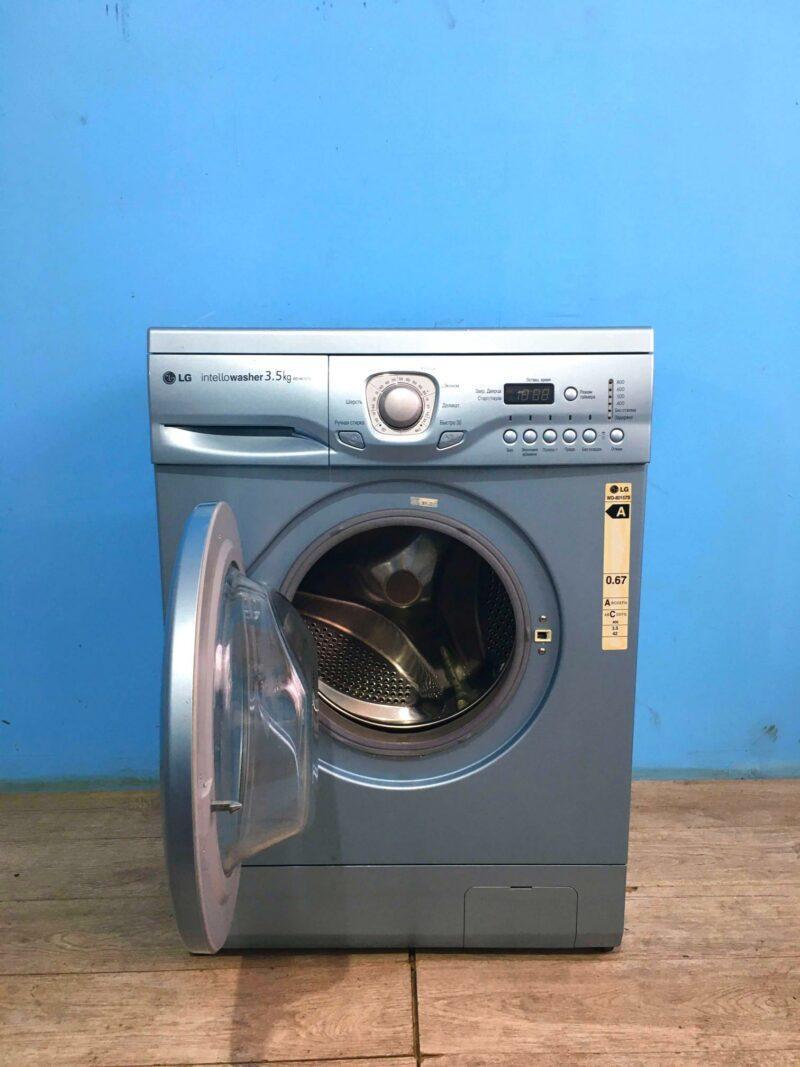 Стиральная машина бу LG 3.5кг   800 обмин   арт1214