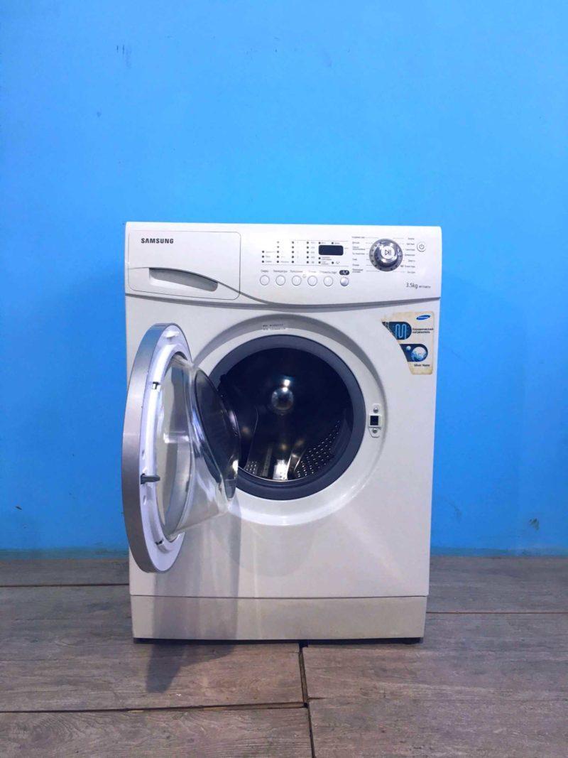 Стиральная машина бу Samsung 3.5кг | 800 обмин | арт988