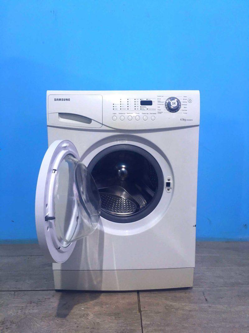Стиральная машина бу Samsung 4.5кг   800 обмин   арт1240