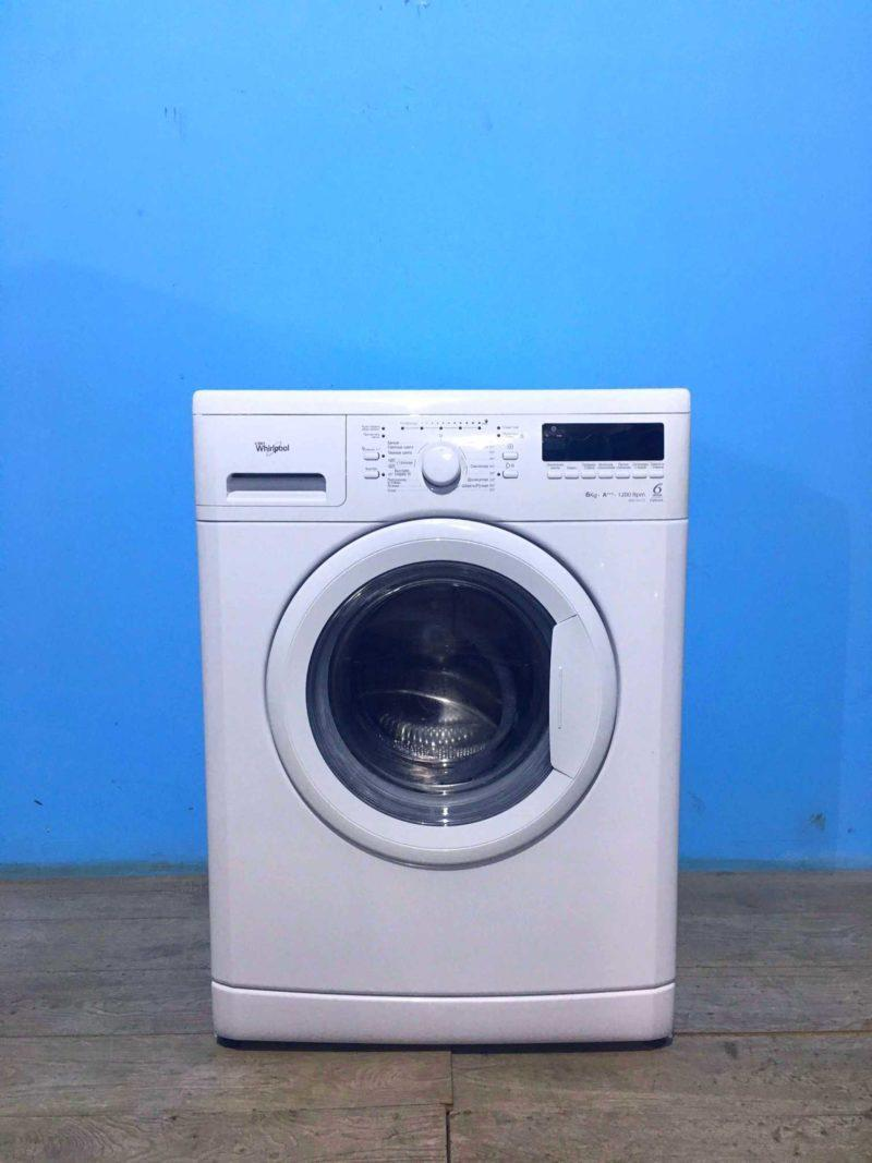 Стиральная машина бу Whirpool 6кг   1200 обмин   арт1275