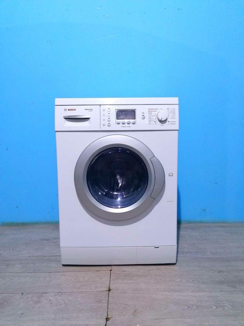 Стиральная машина бу BOSCH 5кг | сушка 3кг | артИ00013