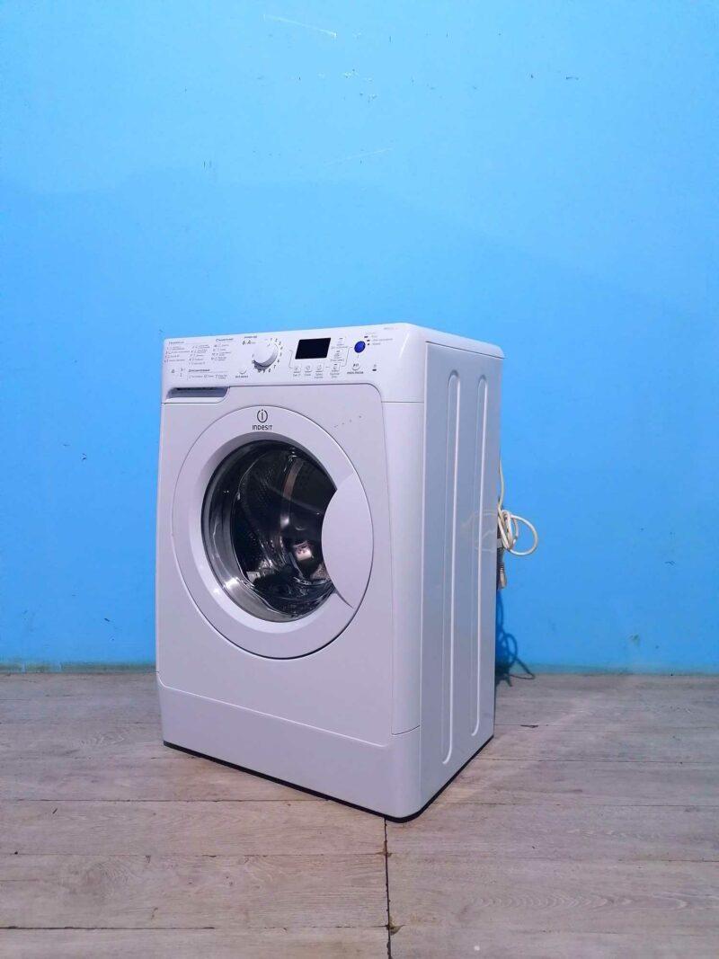 Стиральная машина бу Indesit 6кг   1000 обмин   артИ12
