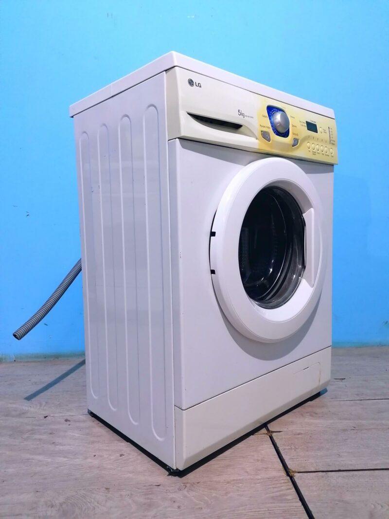 Стиральная машина бу LG 5кг   800 обмин   арт1262