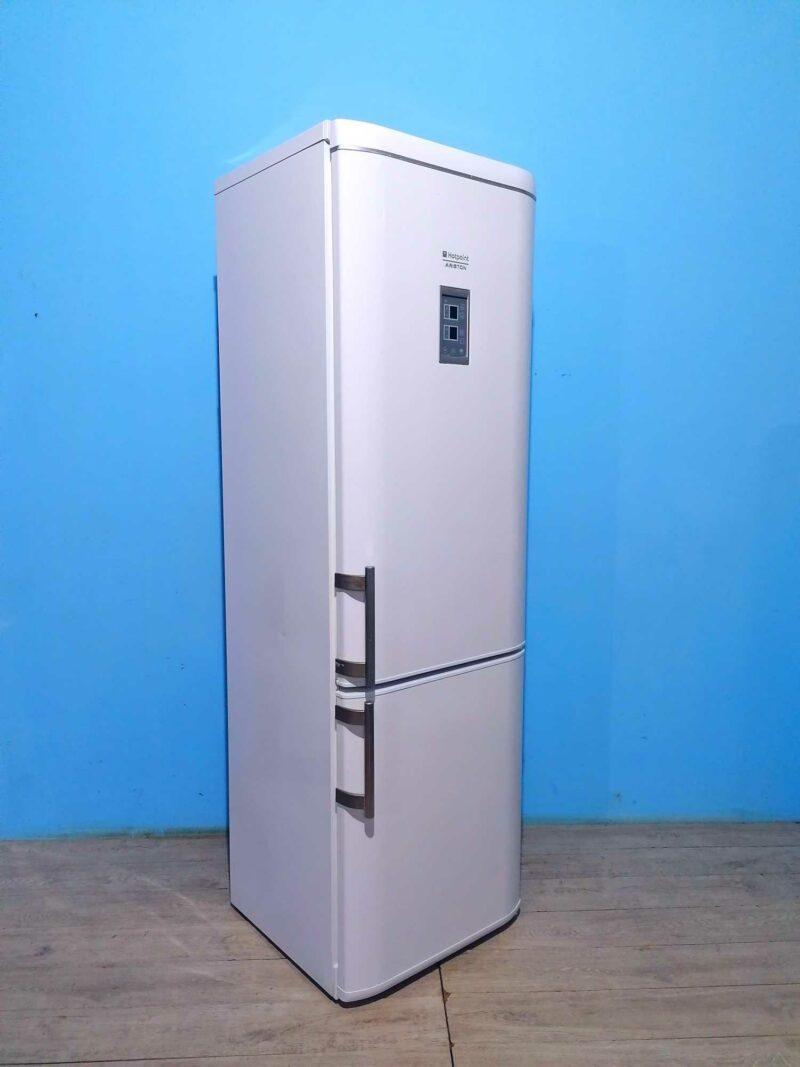 Холодильник бу Ariston nofrost | 195см | арт15