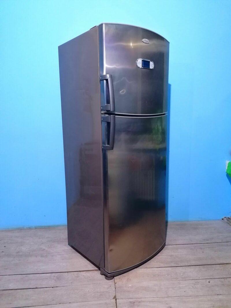 Холодильник бу Whirpool total nofrost 190см   арт1650