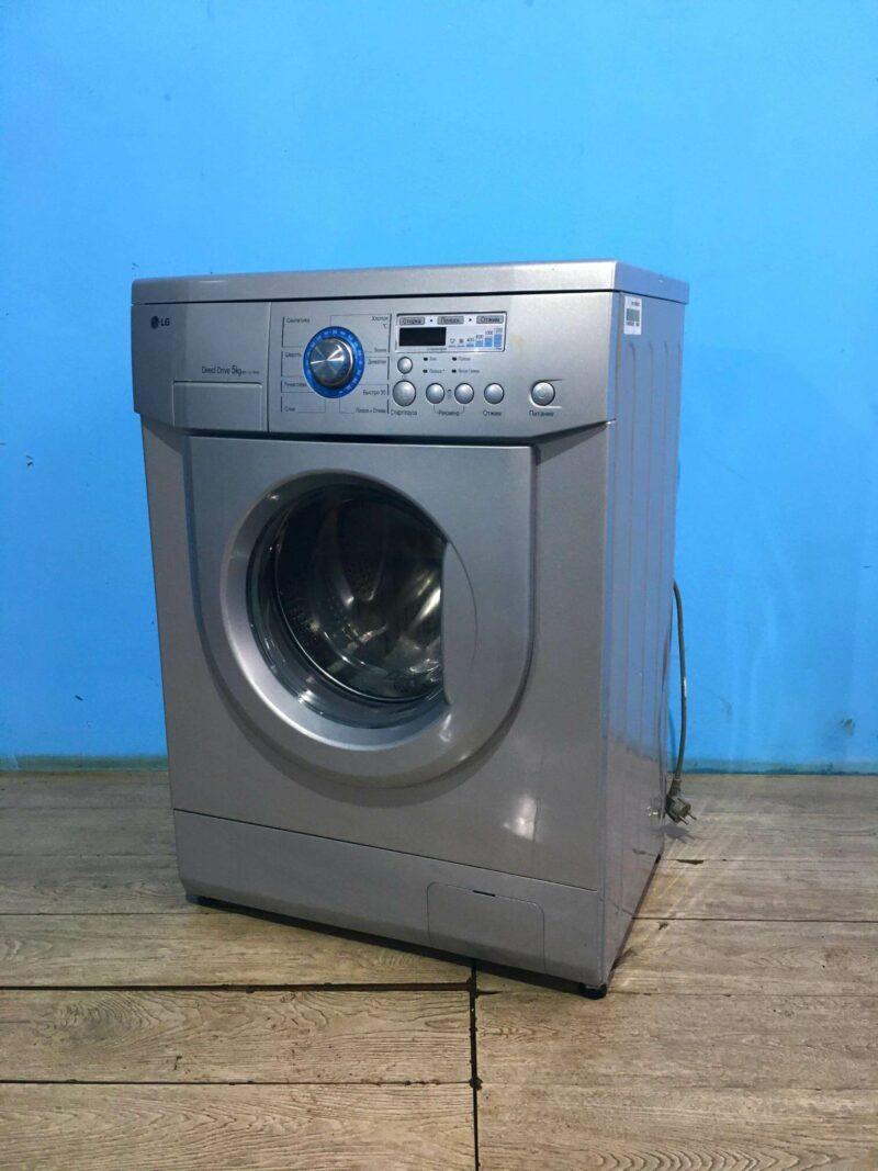 Стиральная машина бу LG 5кг | 1200 обмин | арт1430